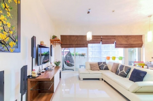 Masteri Thao Dien Apartment for Sale, Smart Design Modern Living Style