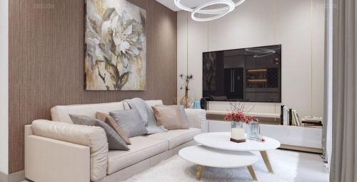 Millennium Condominium for Lease, Unique and Classic Interior Design