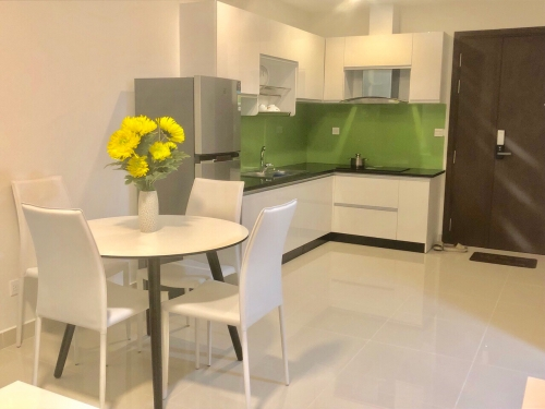 River Gate Apartment, Enjoy Perfect Living Style
