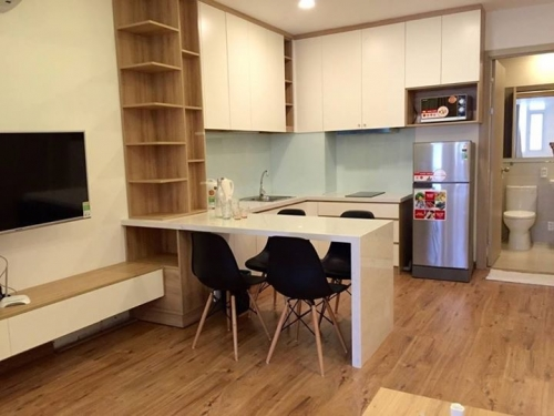 Service Apartment for Rent in Binh Thanh District