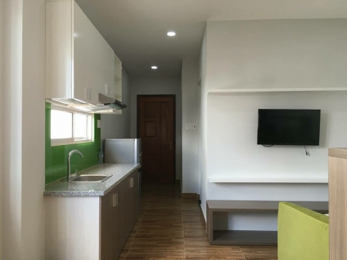 Service Apartment for Rent in District 3