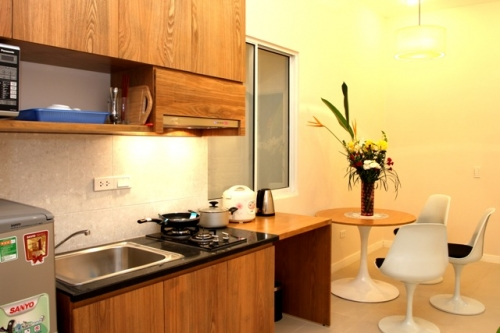 Service Apartment for Rent in Phu Nhuan District