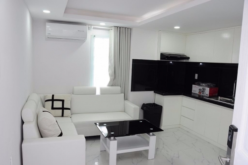 Service Apartment for Rent, Nguyen Thuong Hien Street, Phu Nhuan District