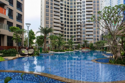 The Estella Heights  Condominium for Lease, Perfect Living Style