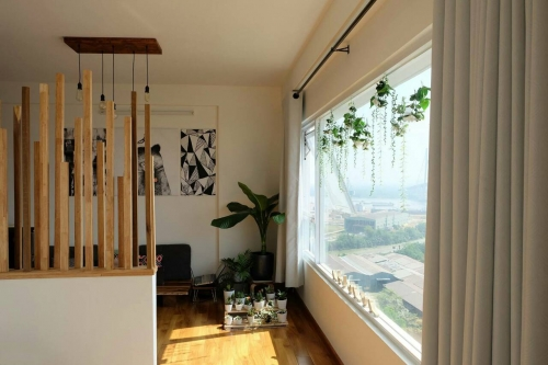The Tresor Apartment for Rent, Two Bedrooms with Nice Design