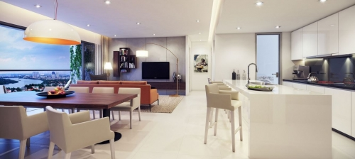 The Tresor  Condominium for Lease, Smart Design