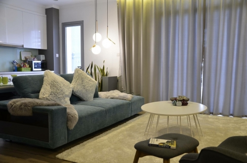 Vinhomes Central Park Apartment For Rent – Located in Landmark 4 (L4) - 3 Bedroom full funiture