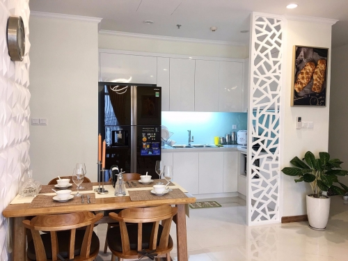 Vinhomes Central Park Condominium for Lease, Smart Home Smart Living