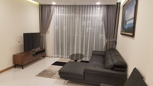 Vinhomes Central Park Condominium for Lease, Smart Home System